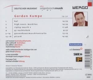 Kampe CD hinten